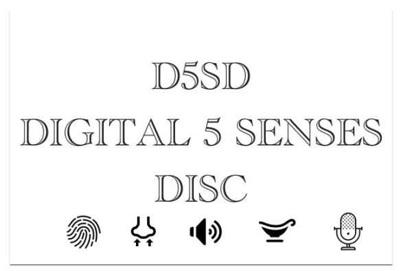 FIVE SENSES ON DIGITAL