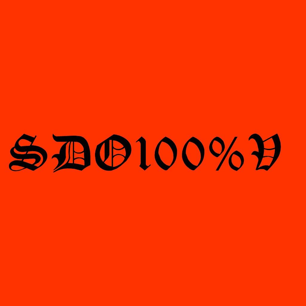 S.D.O.100%V