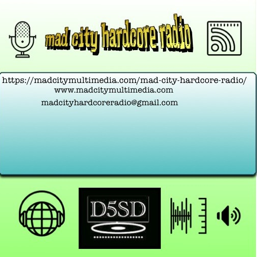 MAD CITY HARDCORE RADIO